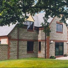 The Vicarage in Longwell Green - One-off, High-Quality Construction
