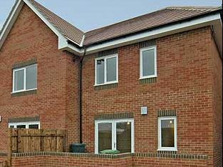 'Paternosters' Courtyard Style Housing – A Shared Ownership Development in Tewkesbury