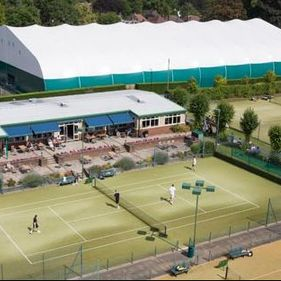 Winchester Lawn Tennis and Squash Club – Four-Court Indoor Tennis Centre