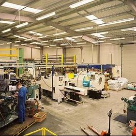 Altex Engineering – Manufacturing Space and Room to Expand